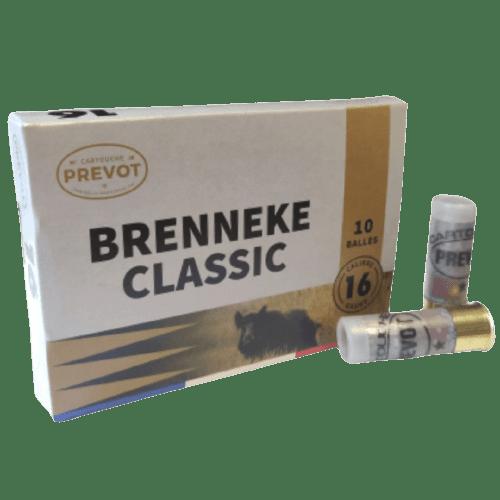 La Brenneke classique de Prévot