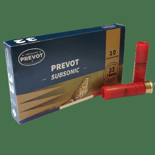 La Prevot subsonique