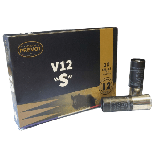 La V12 S de Prévot