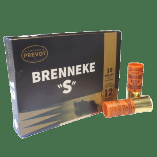 La brenneke S de cartouches prevot